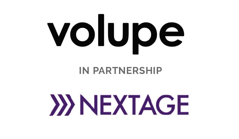 Volupe and Nextage enter a partnership in the Nordic region
