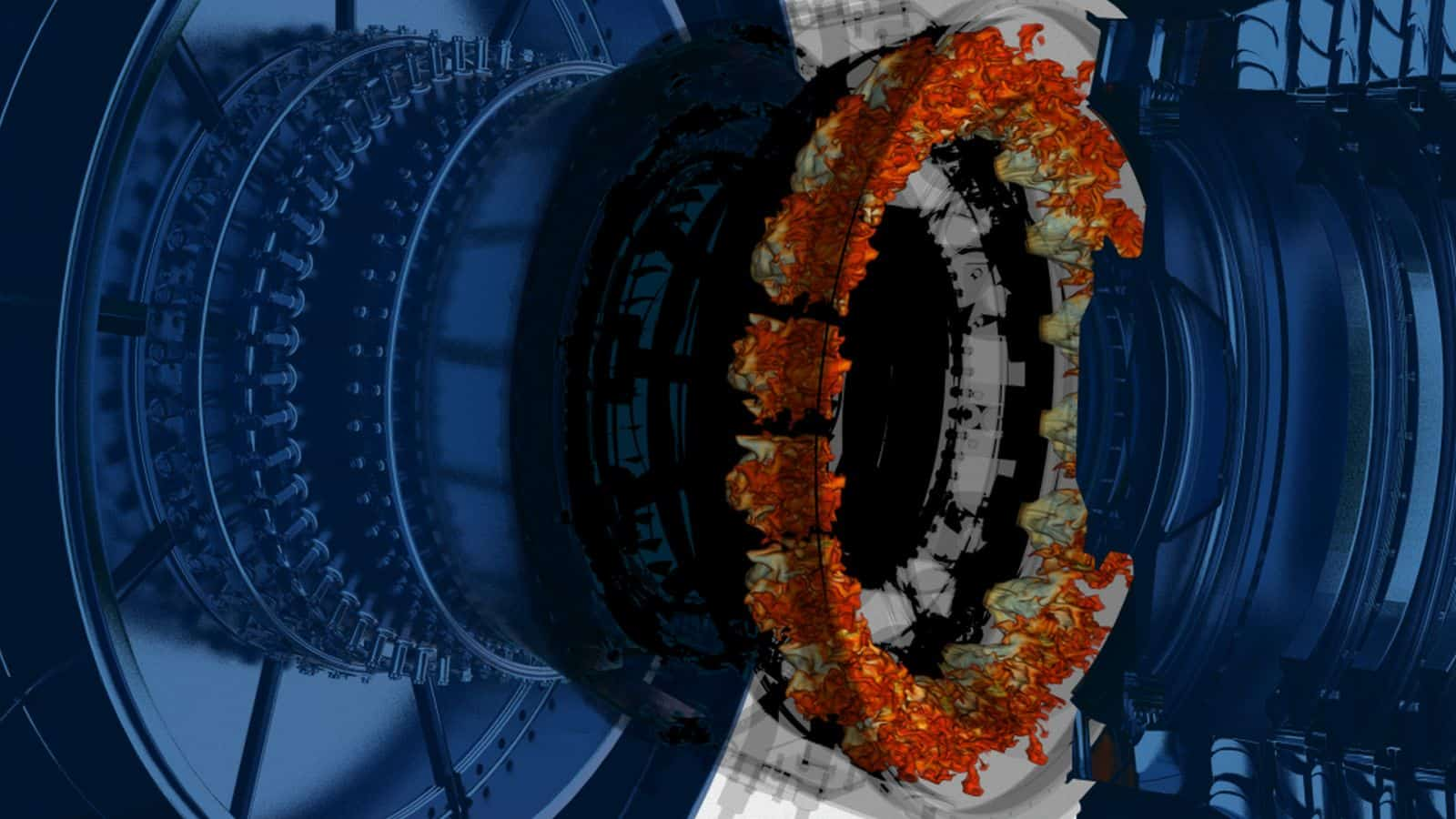 Predicting performance and improving combustor design: how B&B-AGEMA uses simulation for digital testing